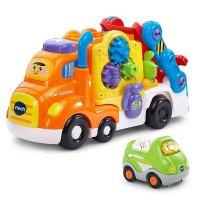Vtech Go! Go! Smart Wheels Deluxe Car Carrier 小车玩具