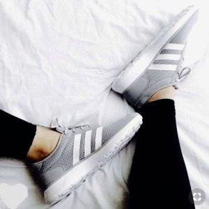 $32(原价$65)+免邮 码数全adidas 迪丽热巴同款Cloudfoam系列女鞋促销 舒适百搭柔软