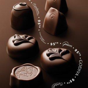 """性价比超高!€14就收小盒Godiva 歌帝梵 巧克力礼盒 来自比利时皇家 巧克力中""""劳斯莱斯"""""""