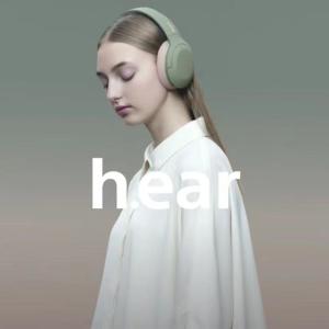 折后€155 原价€299Sony WH-H910NB 无线耳机 主动降噪 高分辨率 磨砂质感