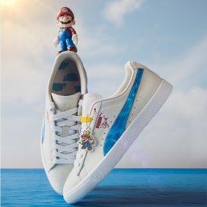 全场6折 €23收超可爱Mario T恤Puma x Super Mario 马里奥联名开售 像马力欧一样跳跃吧