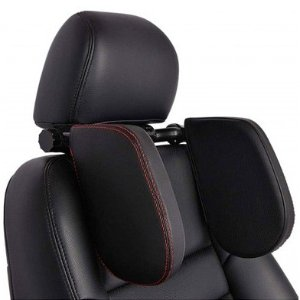 $25.45(原价$49)可调节汽车座椅枕头 开车时保护头部和颈部 开长途好伙伴