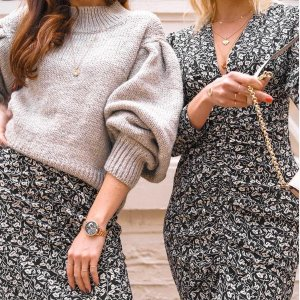 Up to 40% Off $60+ Get Sweater DressTopshop Select Styles Women's Dress on Sale
