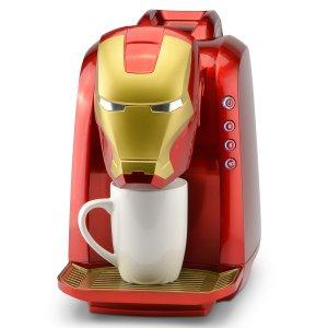 $129.99Marvel Iron Man Single Serve Coffee Maker