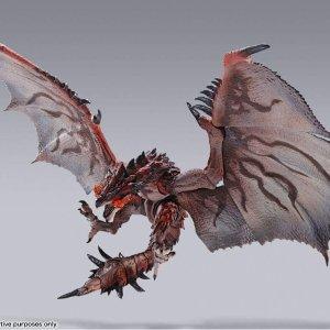 TAMASHII NATIONS shii Nations S.H.MonsterArts Monster Hunter Rathalos