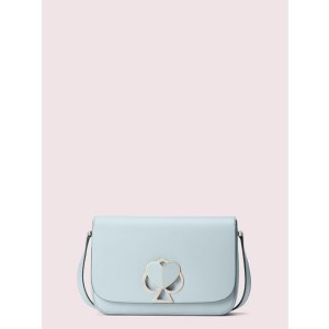 Kate Spadenicola twistlock medium shoulder bag
