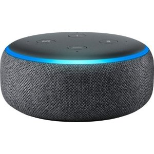 2-Pack Amazon Echo Dot 3 + 2-Pack TP-Link HS105 $70 - Dealmoon