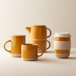 Indigo文艺陶瓷杯