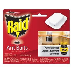 Raid Ant Baits Kitchen Defene