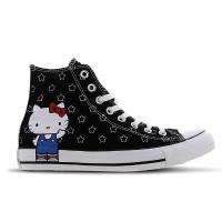Converse X Hello Kitty 合作款帆布鞋