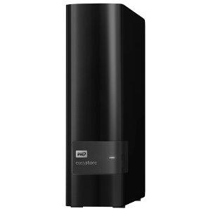 $109.99(原价$209.99)WD Easystore 4TB USB3.0 桌面外置硬盘