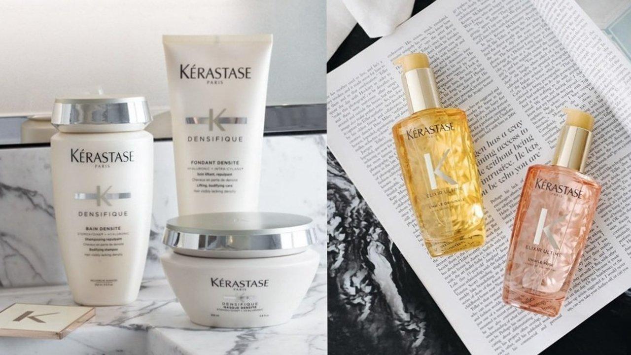 Kérastase卡诗什么值得买   一图看懂卡诗全系列针对发质!卡诗口碑洗护产品深度测评~