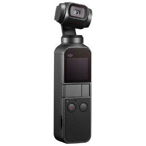 $429.99(原价$469.99)DJI 大疆 Osmo Pocket云台相机 随手记录精彩瞬间