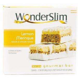 柠檬蛋白糖口味高蛋白能量棒 7条装