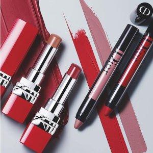 门槛降低:Dior 全场护肤彩妆产品热卖