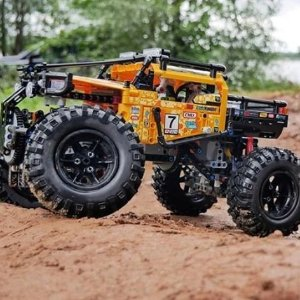 Lego4X4 X-treme Off-Roader 42099   Technic™   Buy online at the Official LEGO® Shop US