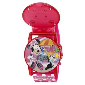 $4.99 Select Disney Kids' Watches @ Amazon.com