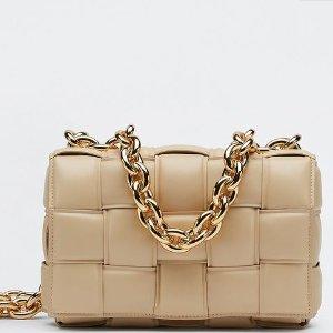 5.7折(国内官网价¥29900)史低价:Bottega Veneta 新款CASSETTE 编织优雅、心动瞬间