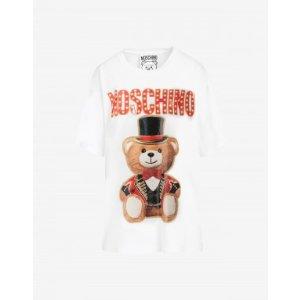 Moschino小熊短袖