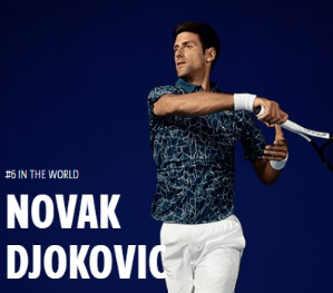 New In!LACOSTE X NOVAK DJOKOVIC Collection @Lacoste