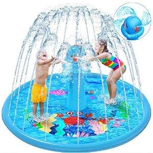 Vatos 充气喷泉池