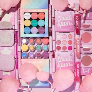 彩色眼线胶$7上新:Colourpop 全新 cloud spun 系列 棉花糖甜蜜暴击