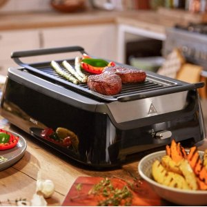 $99.99Ending Soon: Philips Smoke-less Indoor Grill
