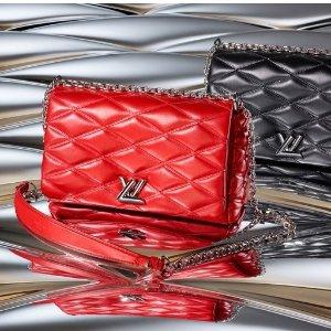 Louis VuittonGo-14 迷你双链条包