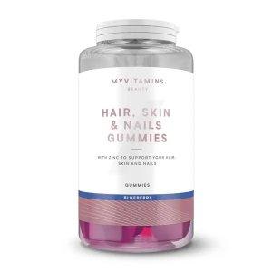 MyVitamins保护头发、皮肤指甲健康维生素软糖 30粒