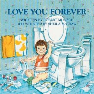 买二免一 畅销Robert Munsch 永远爱你