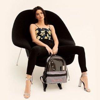 低至$6 收肯豆同款Kendall + Kylie 联名款迷你背包促销