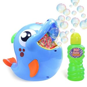 $13.99起闪购:Kidzlane 儿童趣味玩具特卖,收1分钟吹500个泡的泡泡机