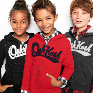 From $5.76Cozies Fleece @ OshKosh BGosh