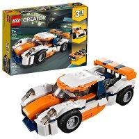 Lego Creator 3合1 落日赛车 31089
