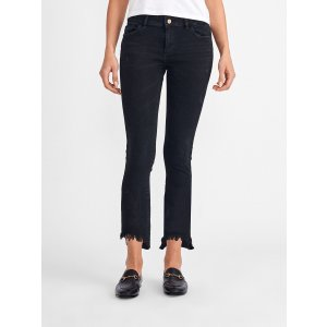 DL1961Farrow Crop High Rise Skinny