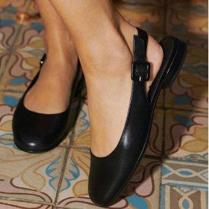 低至5折 €34收经典单鞋Prime Day 狂欢价:ECCO 丹麦鞋履品牌 最舒适的休闲鞋 让行走成为一种乐趣
