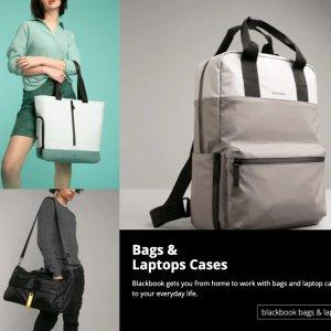 $29.99收 斜跨小包上新:Blackbook 时尚轻巧の工作 夏天装备就要清爽、干净