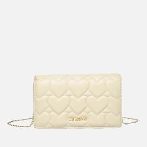 全线8折 封面爱心链条包£79上新:Love Moschino 甜酷可爱风 链条包、单肩包好价收