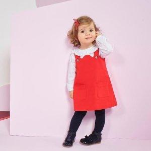 Up to 50% Off + Extra 20% OffKids Dress Sale @ Jacadi Paris