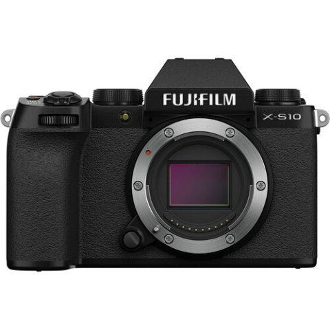 $999New Release: FUJIFILM X-S10 Mirrorless Digital Camera