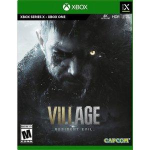 生化危机8:村庄 Xbox 实体版