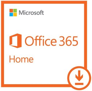 $69Microsoft Office 365 Home|1 Year Subscription | with Auto-renewal, 2-5 users, PC/Mac Download
