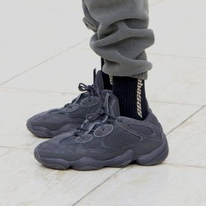 "Coming Soonadidas Yeezy 500 ""Utility Black""  @ adidas"