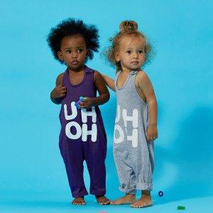 低至3.5折+额外8.5折独家:PatPat 小童服饰热卖 萌服来袭 开启热力夏日