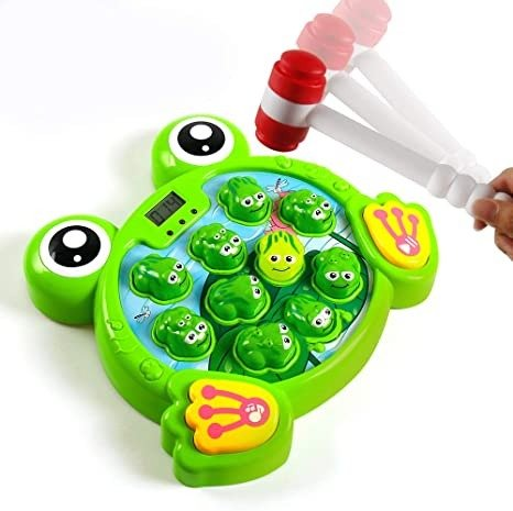 Yeebay打青蛙游戏