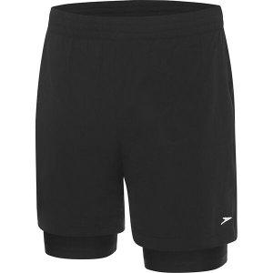 XT 2-1 双层防尴尬泳裤