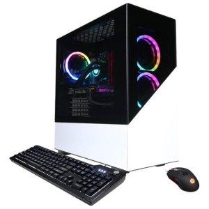 $1599 3070整机随机补货补货:CyberPowerPC 台式机 (R7 3700X, 3070, 16GB, 1TB)