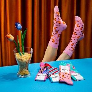 额外7.5折Happy Socks 正价袜子热卖