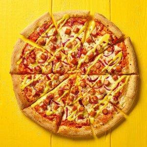 满£30享5折Dominos 英国最大披萨连锁好折回归