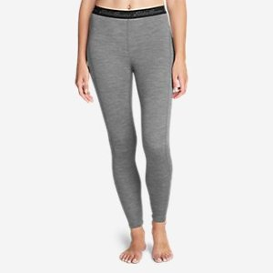 Women's Heavyweight Freedry® Merino Hybrid Baselayer Pants | Eddie Bauer